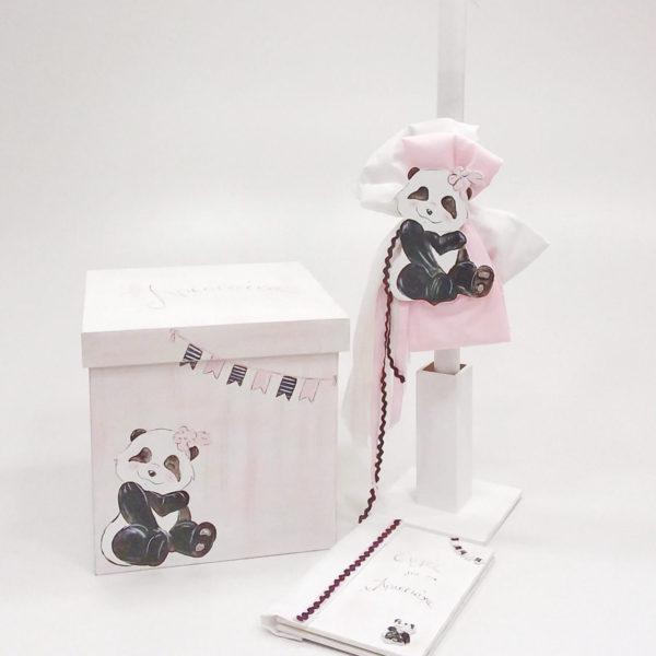 Sweet panda Elena Manakou Vaptisi