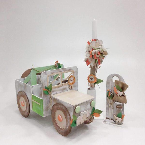Jeep Safari elena manakou vaptisi